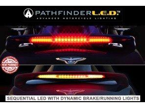 Feu d'aileron à LED séquentielle et dynamique