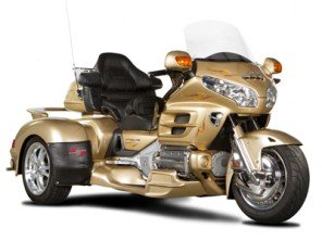 Trike Goldwing Hannigan G1