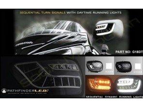 Clignotants à LED séquentielle