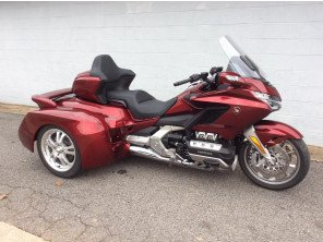 Trike Goldwing Hannigan G3