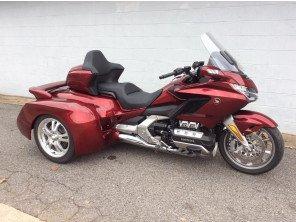 Trike Goldwing Hannigan G3