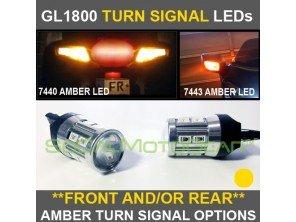 Pack conversion ampoules clignotants à LED