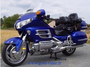 Goldwing GL1800 modèle 2005