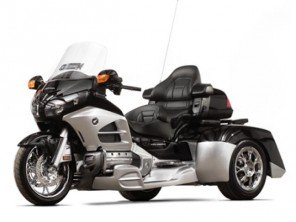 Trike Goldwing Hannigan G2
