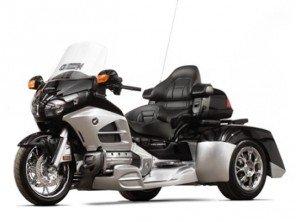 Trike Goldwing Hannigan G2