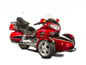 Trike Goldwing Hannigan Reverse HRT
