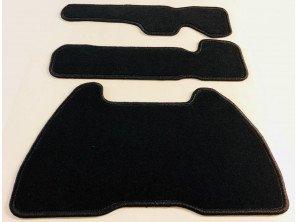 Kit 3 tapis top-case et sacoche