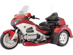 Trike Goldwing Adventure