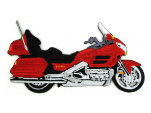 Ecusson Goldwing GL1800