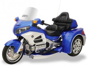 Trike Goldwing Compact Razor