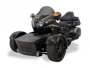 Trike Goldwing Reverse Prowler