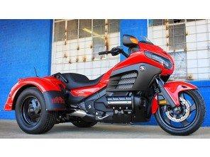 Trike Goldwing Compact Raptor