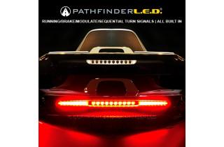 Feu de porte-bagage à LED séquentielle et dynamique