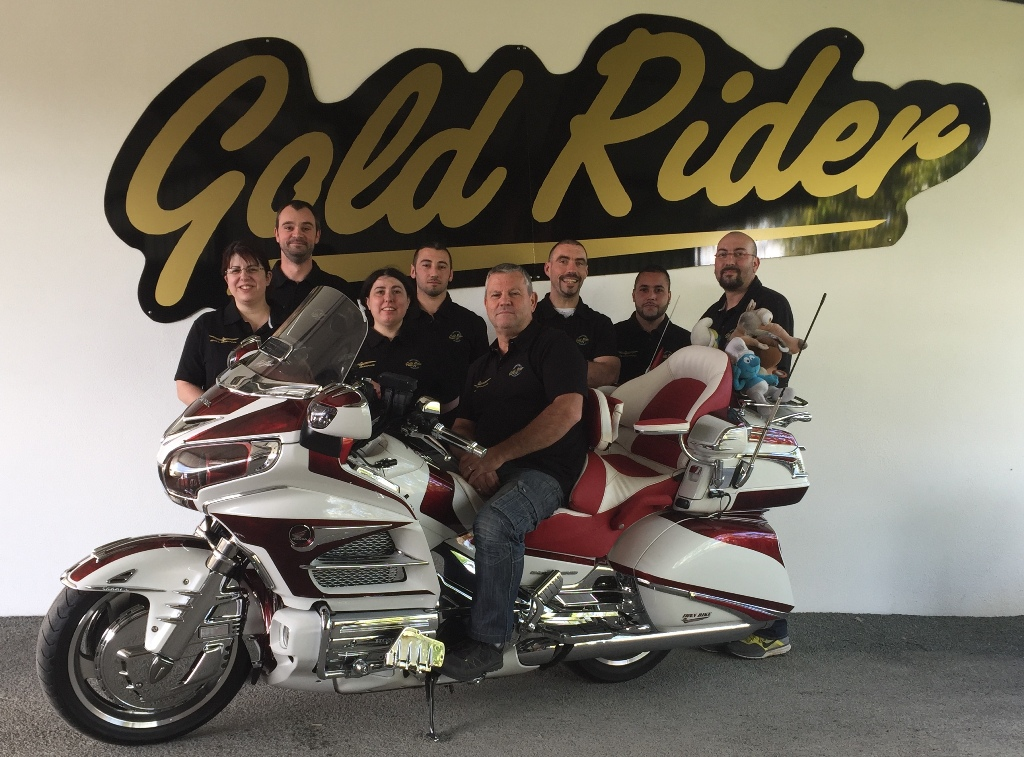 Equipe Gold Rider