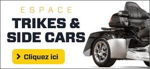 Espace Trike & side-cars