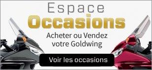 Espace Occasions - Achetez ou vendez votre Goldwing
