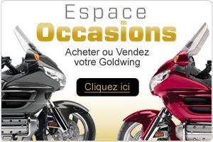 Espace Occasions : Achetez ou vendez votre Goldwing